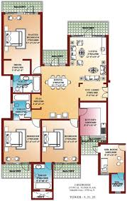 3 bedroom house floor plans india awesome house plan 3 bedroom 20