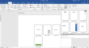 micresoft word working with text boxes in microsoft word