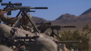 Marine Corps Scout Sniper Taking The Shot Marine Corps Scout Snipers Youtube