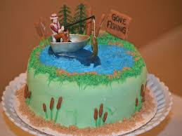 Easy Fish Birthday Cake Ideas Birthdaycakeformomcf