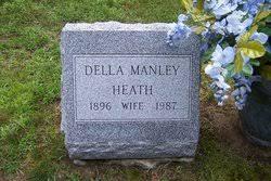Della Manley Heath (1896-1987) - Find A Grave Memorial