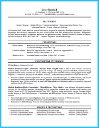 Nurse Anesthetist Resume Awesome Perfect CRNA Resume To Get Noticed By Company Resume 2
