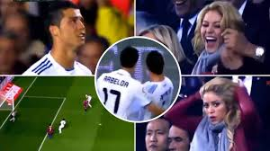 Real Madrid: <b>Cristiano Ronaldo</b> Once Made Shakira Regret ...