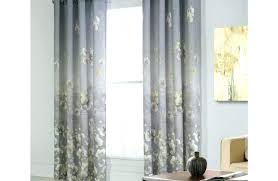 yellow and brown curtains gray brown curtains yellow and gray curtains brown sheer curtains nursery blackout yellow gray brown curtains