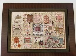 Blackbird Designs Cross Stitch Charts Anniversaries Of The Heart By Blackbird Designs
