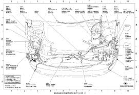 similiar 1999 ford taurus engine diagram keywords 96 ford taurus engine diagram 99 ford taurus engine diagram