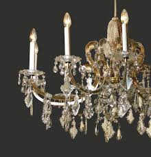 maria theresa chandelier grand lobmeyr viennese maria theresa chandelier for at 1stdibs