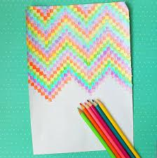 Easy Grid Graph Paper Art Design Ideas For Kids Graph