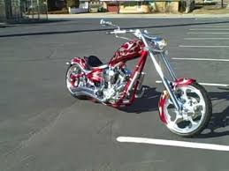 2006 big dog k9 custom chopper motorcycle for sale with only 1 022