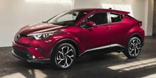 New Toyota 4-Cylinder SUVs - iSeeCars.com