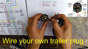wiring diagrams trailer kit tail light 4 ripping rv 7 pin diagram 6 way trailer plug wiring diagram at Rv 7 Pin Trailer Plug Wiring Diagram
