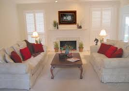Living Room Staging Staging By Madeline And Karen Design With Your Dime In Mind