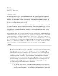 Letter Of Intent To Purchase Goods Adorable Letter Of Intent LOI To Buy A Mid Size Manufacturing Firm