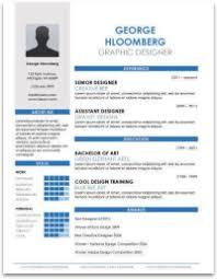 Free Resume Builder Great Sample Resume
