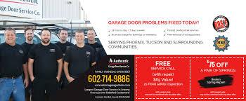 phoenix garage door service