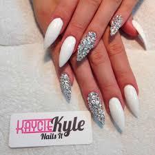 Diamond Designs For Nails Choice Image - Nail Art and Nail Design ...