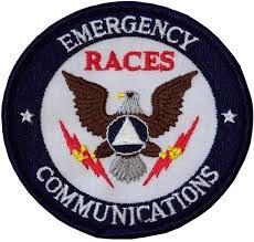 Patches radio amateur civil emergency service