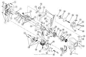 Troy bilt tb25et 41adt2ec063 41adt2ec063 tb25et parts diagram for