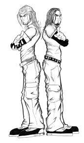 Matt Hardy Coloring Pages Aspiration Color Bros With Regard To 7
