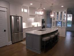 the kitchen featured above started as a blue print with the home owners ideas