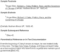 cite sources in a research paper exle