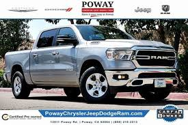 Used 2019 Ram 1500 Big Horn/Lone Star For Sale   Poway CA ...