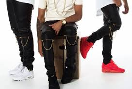 moto pants mens. pj08 men\u0027s zipper leather pants fashion high quality moto mens s