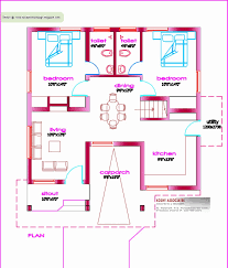 1000 sq ft house plans 2 bedroom indian style elegant small home floor plans under 1000