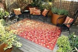 indoor outdoor patio mat best and rugs images on unusual outside carpet reversible porch m