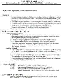 Professional Medical Resume Writing Services