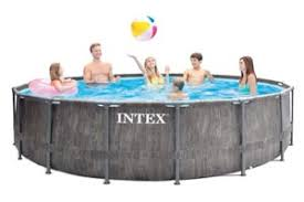 INTEX Купить <b>каркасные бассейны Интекс</b> по цене ...