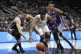 San Antonio Vs Sacramento Final Score Spurs Win Ugly