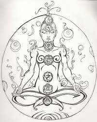 Meditation Coloring Page Bing Images
