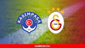 Galatasaray maçı ne zaman? Kasımpaşa, Galatasaray maçı saat kaçta, hangi  kanalda? GS maçı ne zaman, hangi kanalda? Kasımpaşa, Galatasaray maçı  kaçta? - Haberler