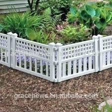garden border fence maintenance free flower bed border garden border fence black metal garden border fence