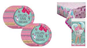 JoJo Siwa Party Pack 16 Desert Plates ...