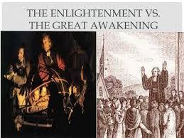 ppt the enlightenment vs the great awakening powerpoint  the enlightenment vs the great awakening