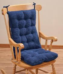 Bedroom Classy Gold Cracker Barrel Rocking Chair Cushions For