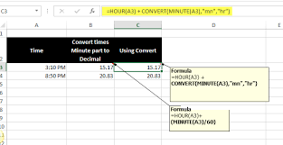 Hour Sheet Calculator Converting Time To Decimal Values