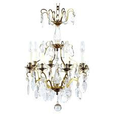 awesome french crystal chandelier french napoleon iii crystal chandelier late for french empire crystal chandelier