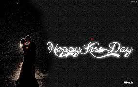 Happy Kiss Day Hd Wallpaper#15