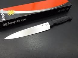 Spyderco Kitchen Knife  Quick Look  YouTubeSpyderco Kitchen Knives