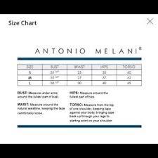 Antonio Melani Rachel Floral Print Swim Set Nwt Nwt