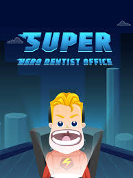 cool office games. Super Hero Dentist Office Pro - Cool Kids Teeth Doctor Game Screenshot 4 Games A