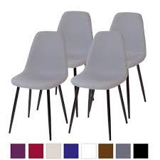 Esszimmerstühle Bari 4 Er Set Grau Esszimmerstuhl Real