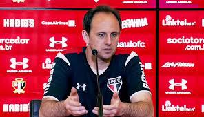 Resultado de imagem para Rogério ceni spfc treinador