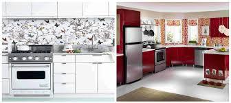 kitchen ideas 2018 washable wallpaper in kitchen designs 2018