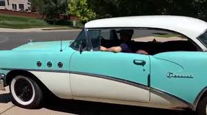 1955 Buick Special LS2 Swap Test Drive - YouTube
