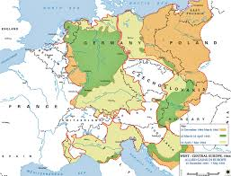 map of europe in