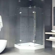 modern frameless shower doors. Vigo Shower Doors Review Corner The Home Depot Compressed . Lowes Frosted Glass Modern Frameless A